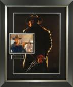Unforgiven Clint Eastwood Autographed Movie Display