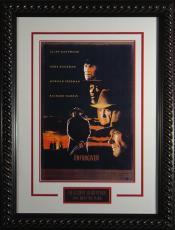 "Unforgiven Framed 11x17"" Publicity Movie Poster"