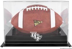 University of Central Florida Knights Black Base Logo Football Case with Mirror Back
