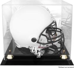 University of Central Florida Knights Golden Classic Logo Helmet Display Case