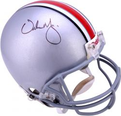Urban Meyer Ohio State Buckeyes Autographed Riddell Pro-Line Authentic Helmet