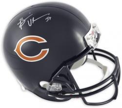Brian Urlacher Chicago Bears Autographed Riddell Replica Helmet