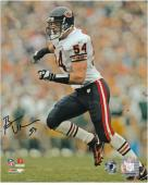 Brian Urlacher Chicago Bears Autographed 8'' x 10'' vs Green Bay Packers Photograph - Mounted Memories