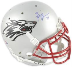 Brian Urlacher New Mexico Lobos Autographed Riddell Pro-Line Authentic Helmet