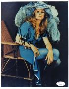 Ursula Andress Hand Signed Jsa Coa 8x10 Photo Autographed Authentic