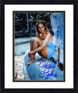 Ursula Andress Psa Dna Cert Signed 8x10 James Bond Photo Autograph
