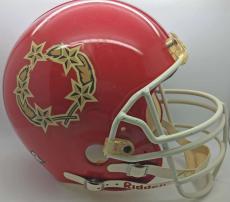 USFL Donald Trump New Jersey Admirals PROLINE Full Size Football Helmet