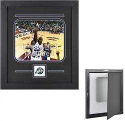 "Utah Jazz Deluxe 8"" x 10"" Horizontal Team Logo Frame"