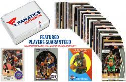Utah Jazz Team Trading Card Block/50 Card Lot