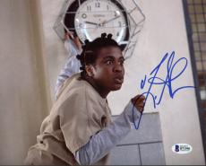 Uzo Aduba Orange Is The New Black Signed 8X10 Photo BAS #B71956