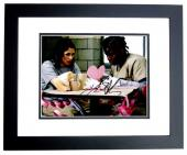 Uzo Aduba Signed - Autographed Orange is the New Black - Crazy Eyes 8x10 inch Photo BLACK CUSTOM FRAME - Guaranteed to pass PSA or JSA