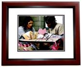 Uzo Aduba Signed - Autographed Orange is the New Black - Crazy Eyes 8x10 inch Photo MAHOGANY CUSTOM FRAME - Guaranteed to pass PSA or JSA