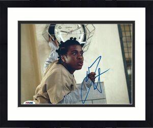 Uzo Aduba Signed 'Orange Is The New Black' 8x10 Photo PSA AC27519