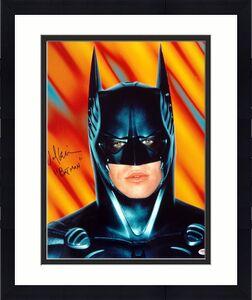Val Kilmer Autographed 16x20 Photo Batman PSA/DNA #Q95471