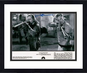 Val Kilmer Signed Autographed 8X10 Photo The Ghost and the Darkness JSA