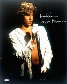 "VAL KILMER Signed THE DOORS Movie ""Jim Morrison"" 16x20 Photo PSA/DNA #AC12270"
