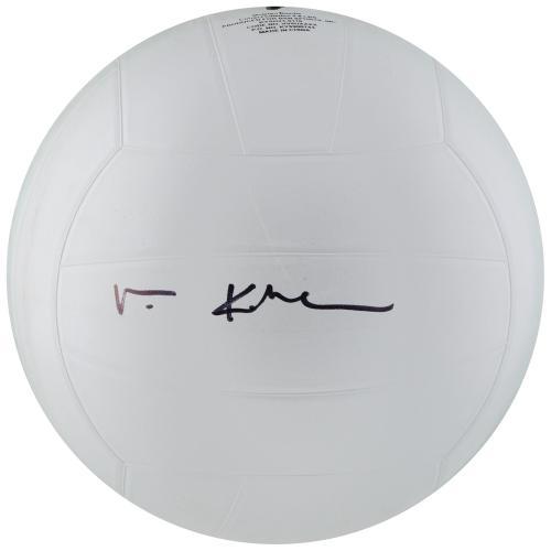 Val Kilmer Top Gun Autographed Volleyball - BAS