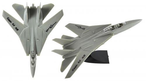 Val Kilmer Top Gun Signed Revell F-14 Tomcat 1:72 Model Fighter Jet BAS