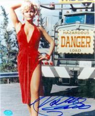 Valerie Perrine autographed 8x10 photo (Superman Eve Teschmacher)
