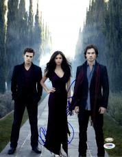 Vampire Diaries Signed Photo - 11x14 PSA/DNA