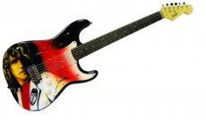 Van Halen Sammy Hagar Autographed Signed Guitar PSA/DNA AFTAL