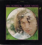 Van Morrison Signed Astral Weeks Record Album Jsa Loa Z08920
