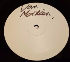 Van Morrison Signed Limited Test Pressing Album Roll With The Punches Jsa Coa!!!