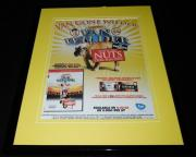 Van Wilder 2002 Framed 11x14 ORIGINAL Advertisement Ryan Reynolds Tara Reid