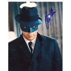 Van Williams Autographed Green Hornet 8x10 Photo