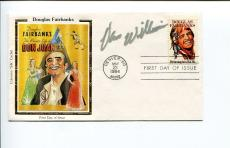 Van Williams Green Hornet Surfside 6 Batman Western Star Signed Autograph FDC