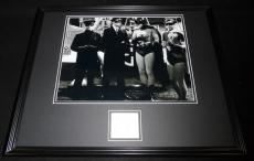 Van Williams Autographed Photograph - Framed 16x20 Poster Display Green Hornet w Batman