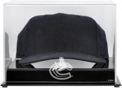 Vancouver Canucks Hat Display Case - Mounted Memories