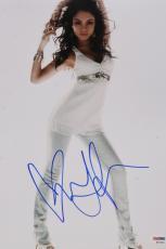 Vanessa Hudgens Autographed 11x14 PSA/DNA