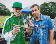 VANILLA ICE Rob Van Winkle Hand Signed Auto 8x10 photo Rapper - w/ Adam Sandler