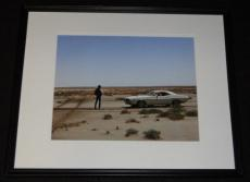 Vanishing Point Framed 11x14 Photo Poster Barry Newman