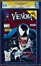 Venom Lethal Protector #1 Cgc 9.8 Ss 5 X's  Stan Lee, Cgc #1284783004