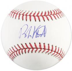 Robin Ventura Autographed Baseball -