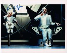 Vern Troyer Signed Autographed 8X10 Photo Austin Powers Mini-Me Dr. Evil w/COA