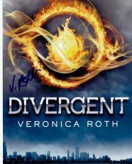 Veronica Roth Signed 8x10 Photo w/COA Divergent Insurgent Author #1