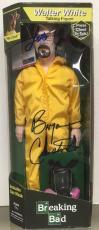 "VERY RARE- BRYAN CRANSTON signed Walter White 16"" talking action figure-PSA/DNA"