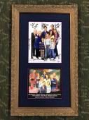 VERY RARE-EVERYBODY LOVES RAYMOND signed FULL Cast custom framed display-PSA