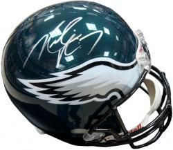 Michael Vick Philadelphia Eagles Autographed Riddell Replica Helmet