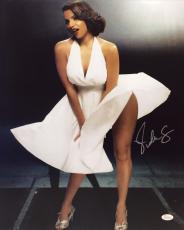 Vida Guerra Signed 16x20 Photo *Playboy Model *Maxim *Marilyn Monroe Pose JSA