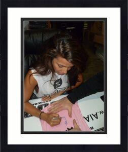 Vida Guerra Signed Official Playboy Shirt PSA/DNA COA July 2006 Magazine Cover S