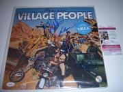 Village People Cruisin 4sigs Jsa/coa Signed Lp Record Album