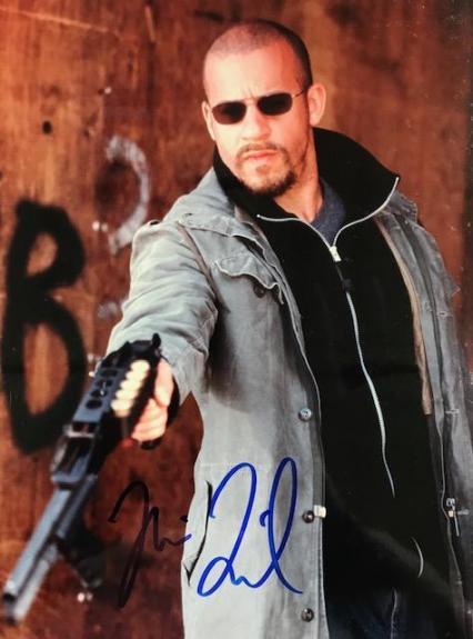 Vin Diesel Autographed 8x10 Photo