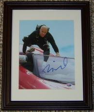 Vin Diesel Fast and the Furious Signed Autographed Framed 8x10 Photo PSA COA