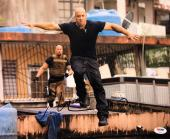 Vin Diesel Fast Fast & Furious Signed 11x14 Photo PSA/DNA Cert# Y86431