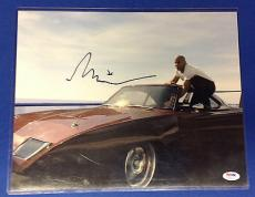 Vin Diesel Fast Fast & Furious Signed 11x14 Photo PSA/DNA Cert# Y86432