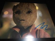VIN DIESEL SIGNED AUTOGRAPH 8x10 PHOTO IN PERSON GUARDIANS OF THE GALAXY 2 GROOT